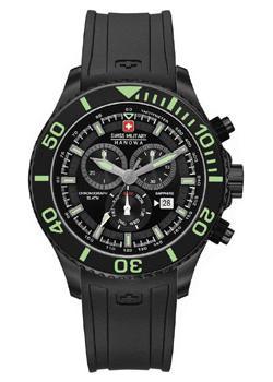 купить Swiss military hanowa Часы Swiss military hanowa 06-4226.13.007. Коллекция Immersion по цене 31200 рублей