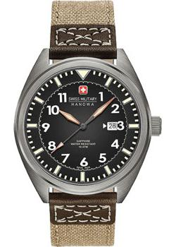 Swiss military hanowa Часы Swiss military hanowa 06-4258.30.007.02. Коллекция Airborne цена