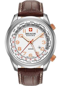 Часы Swiss Military Hanowa Worldtimer 06-4293.04.001