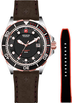 Часы Swiss Military Hanowa Neptune Diver 06-4315.7.12.007SET
