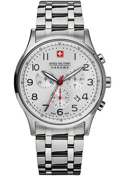 Swiss military hanowa Часы Swiss military hanowa 06-5187.04.001. Коллекция Patriot