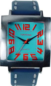 TOKYObay Часы TOKYObay T105-BL. Коллекция Tram женские часы tokyobay tram t105 bu