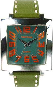 TOKYObay Часы TOKYObay T105-GR. Коллекция Tram женские часы tokyobay tram t105 bu