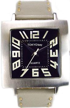 TOKYObay Часы TOKYObay T105-GY. Коллекция Tram женские часы tokyobay tram t105 bu