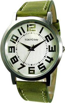 TOKYObay Часы TOKYObay T135-GR. Коллекция Platform tokyobay часы tokyobay t521 gr коллекция dopio