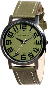 TOKYObay Часы TOKYObay T157-GR. Коллекция Track tokyobay часы tokyobay t521 gr коллекция dopio