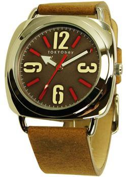 TOKYObay Часы TOKYObay T168-BR. Коллекция Strata цена
