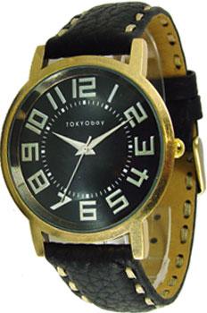 TOKYObay Часы TOKYObay T174-BK. Коллекция Havana женские часы tokyobay tram t105 bu