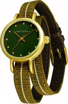 TOKYObay Часы TOKYObay T233-BR. Коллекция Obi tokyobay часы tokyobay t233 gr коллекция obi