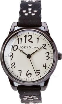 TOKYObay Часы TOKYObay T259-BK. Коллекция Scallop женские часы tokyobay tram t105 bu