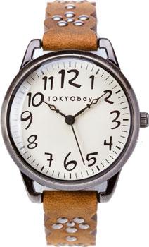 TOKYObay Часы TOKYObay T259-BR. Коллекция Scallop женские часы tokyobay tram t105 bu