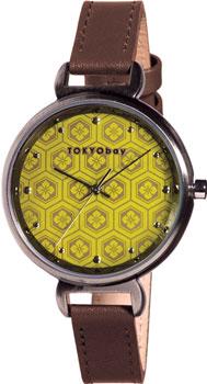 TOKYObay Часы TOKYObay T399-MU. Коллекция Mitsu женские часы tokyobay tram t105 bu