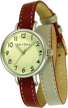 TOKYObay Часы TOKYObay T521-RD. Коллекция Dopio женские часы tokyobay tram t105 bu