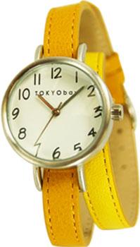 TOKYObay Часы TOKYObay T521-YEL. Коллекция Dopio tokyobay часы tokyobay t521 gr коллекция dopio