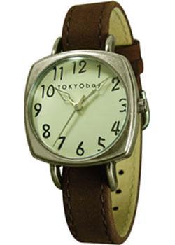 TOKYObay Часы TOKYObay T525-BR. Коллекция Ascot tokyobay часы tokyobay tl753 rd коллекция armor