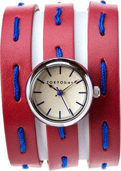 TOKYObay Часы TOKYObay T7322-RD. Коллекция Frida женские часы tokyobay frida t7322 gr