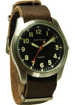 TOKYObay Часы TOKYObay T856-BR. Коллекция Basic tokyobay tokyobay t233 lil