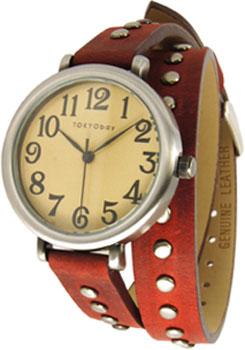 TOKYObay Часы TOKYObay TL427-RD. Коллекция Austin женские часы tokyobay tram t105 bu