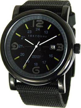 TOKYObay Часы TOKYObay TM1045-BK. Коллекция Military tokyobay nishiki t266 li