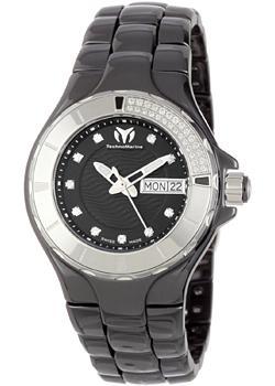 Technomarine Часы Technomarine 110027C. Коллекция Cruise Ceramic technomarine часы technomarine 110072 коллекция cruise