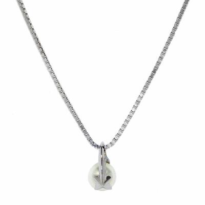 Серебряная цепь Ювелирное изделие T42151W золотая цепь ювелирное изделие 28537
