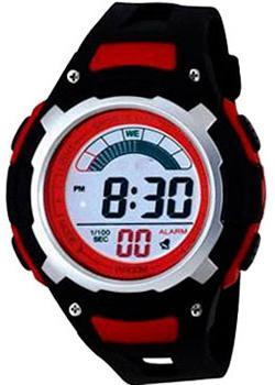 Tik-Tak Часы - H432-krasnyj. Коллекция Электронные