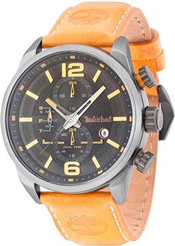 цена Timberland Часы Timberland TBL.14816JLU_02B. Коллекция Henniker онлайн в 2017 году