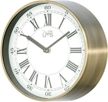 Tomas Stern Настенные часы Tomas Stern TS-4015AG. Коллекция Настенные часы tomas stern настенные часы tomas stern ts 4012s коллекция настенные часы