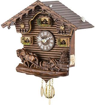 Tomas Stern Настенные часы  Tomas Stern TS-5031. Коллекция Часы с кукушкой tomas stern часы с кукушкой tomas stern ts 5004 коллекция часы с кукушкой