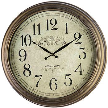 Tomas Stern Настенные часы Tomas Stern TS-9025. Коллекция Настенные часы mado настенные часы mado md 891 коллекция настенные часы