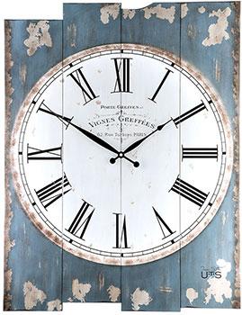 Tomas Stern Настенные часы Tomas Stern TS-9036. Коллекция Настенные часы встраиваемый спот точечный светильник ideal lux swing fi1 alluminio 083162