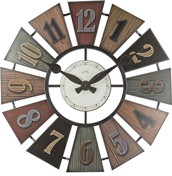 Tomas Stern Настенные часы Tomas Stern TS-9045. Коллекция Настенные часы настенные часы w era 10191б