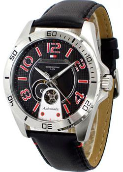 цена Tommy Hilfiger Часы Tommy Hilfiger 1710197. Коллекция Automatic онлайн в 2017 году