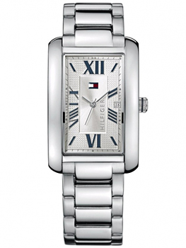 Tommy Hilfiger Часы Tommy Hilfiger 1710258. Коллекция Flagstaff портмоне tommy hilfiger am0am00665 002 black