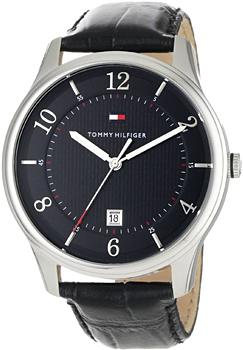 Tommy hilfiger часы красные
