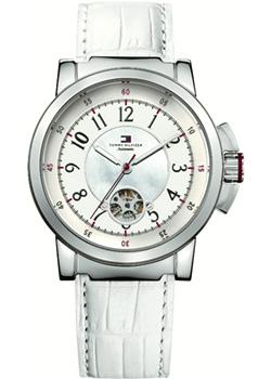 Tommy Hilfiger Часы Tommy Hilfiger 1780820. Коллекция Automatic ремень tommy hilfiger ww0ww11590 244 dark brown