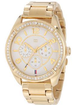 цена Tommy Hilfiger Часы Tommy Hilfiger 1781253. Коллекция Gracie онлайн в 2017 году