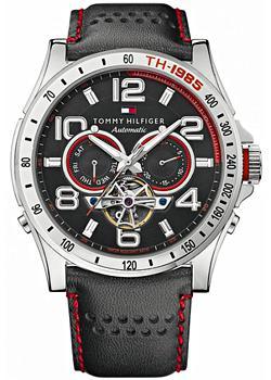 Tommy Hilfiger Часы Tommy Hilfiger 1790677. Коллекция Automatic tommy hilfiger часы tommy hilfiger 1781311 коллекция ainsley
