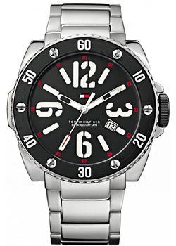 Tommy Hilfiger Часы Tommy Hilfiger 1790687. Коллекция Westport футболка мужская abercrombie
