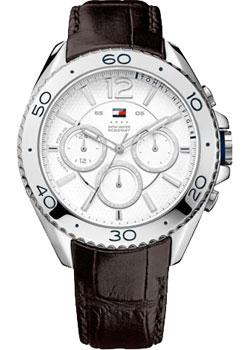 Tommy Hilfiger Часы Tommy Hilfiger 1791030. Коллекция Grant ремень tommy hilfiger ww0ww11590 244 dark brown