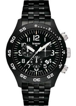 traser швейцарские наручные мужские часы tr 100147 коллекция professional Traser Часы Traser TR.103349. Коллекция Professional