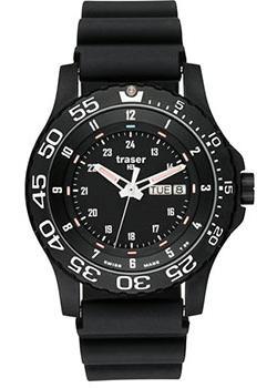traser швейцарские наручные мужские часы tr 100147 коллекция professional Traser Часы Traser TR.103618. Коллекция Professional