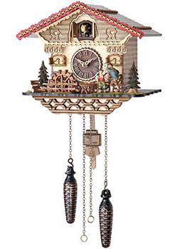 Trenkle Часы с кукушкой Trenkle 4222-QM. Коллекция Quartz настенные часы trenkle tr 624 nu