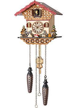 Trenkle Часы с кукушкой Trenkle 4232-QM. Коллекция Quartz настенные часы trenkle tr 363q