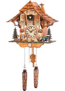 Trenkle Часы с кукушкой Trenkle 482-QM-HZZG. Коллекция trenkle часы с кукушкой trenkle 478 qm hzzg коллекция