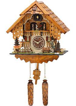 Trenkle Часы с кукушкой Trenkle 493-QMT-HZZG. Коллекция trenkle часы с кукушкой trenkle 362 q коллекция