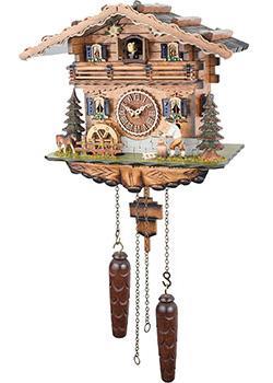 Trenkle Часы с кукушкой  Trenkle 494-QM-HZZG. Коллекция Quartz  часы настенные trenkle часы с кукушкой 4227 qm