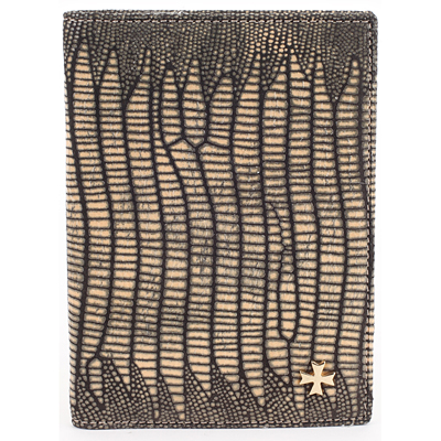 Vasheron Обложка для документов Vasheron 9170-Piton-Sand vasheron обложка для документов vasheron 9170 anaconda terracot