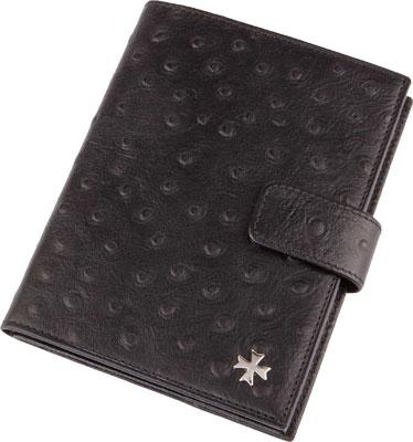 Vasheron Обложка для документов Vasheron 9175-N.Ostrich-Black обложка для документов cross обложка для документов ac028387 1