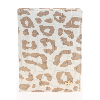 Vasheron Обложка для документов Vasheron 9177-Giraffe-Bronze